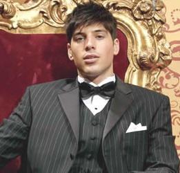 The Prom King's Royal Tuxedo