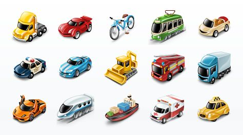 Transportation #icons by WebIconSet.com