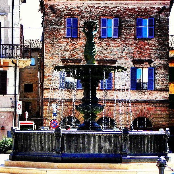 Osimo,Marche, Italia.