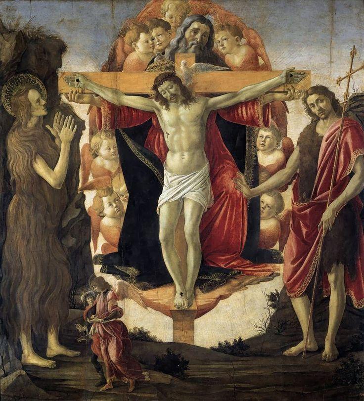 Αγία Τριάδα (1491-93)