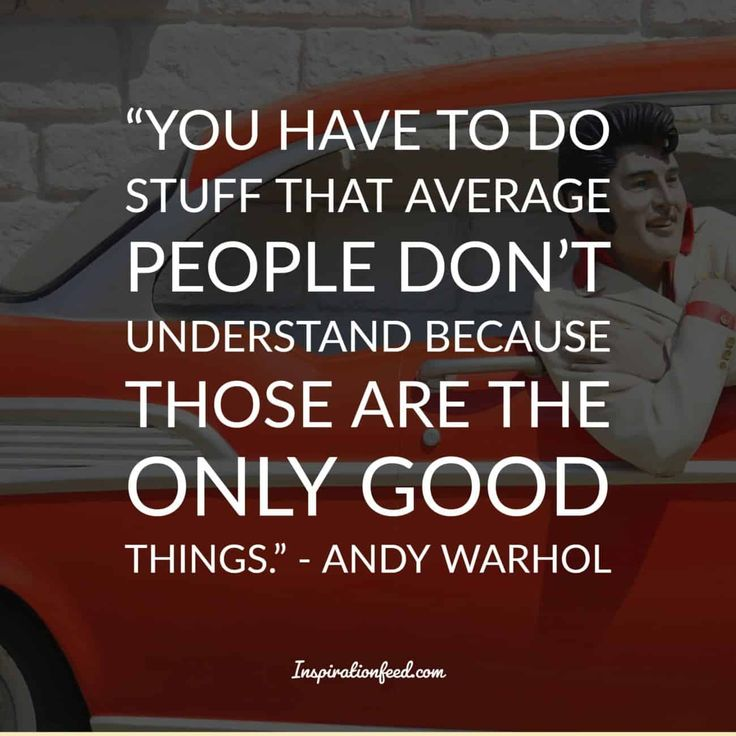 35 Andy Warhol Quotes and Philosophy In Life