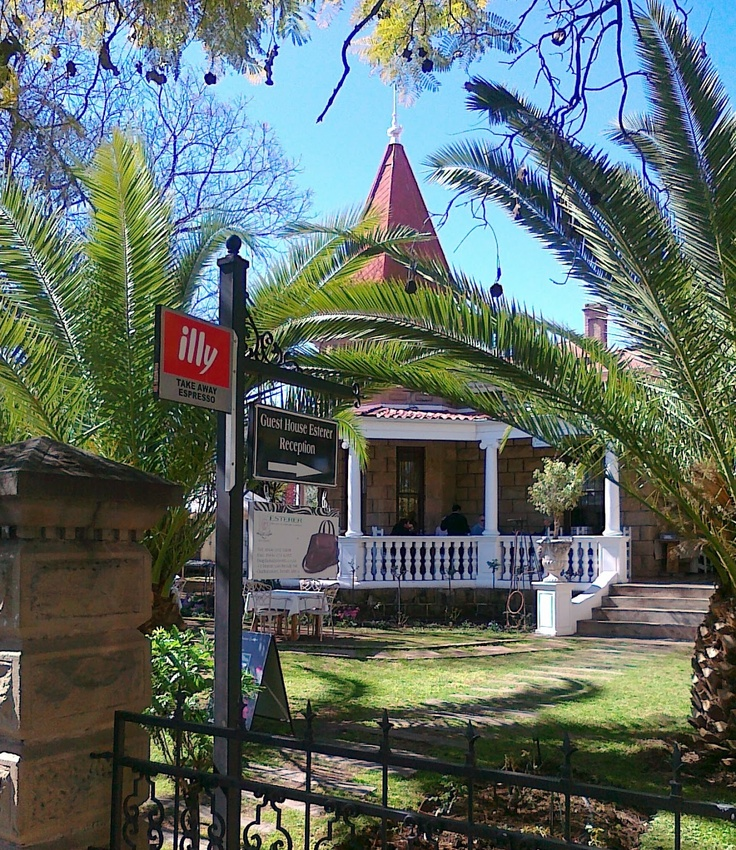 architecture and history.  Saturday South Africa: A Trip to Oudtshoorn, the Ostrich Capital