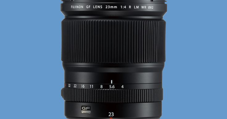 The latest lenses to join Fujifilm's medium format digital camera are a 110mm and 23mm, with a telephoto and converter expected in 2018.