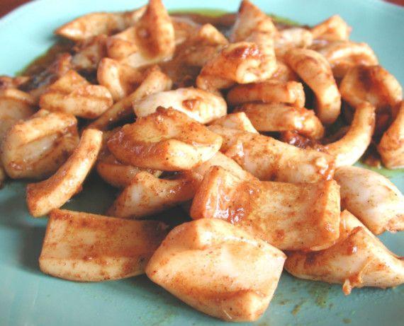 Grilled Squid Recipe - Food.com