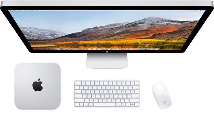 Il Mac mini è così datato che continuano a pubblicizzarlo utilizzando i display Thunderbolt, non più disponibili, di Apple. Ci sono molte cose da amare di Mac mini, prima di tutto il prezzo accessibile; poi, l'ingombro ridotto e una potenza decente. Anche se il pubblico di Mac mini varia note...