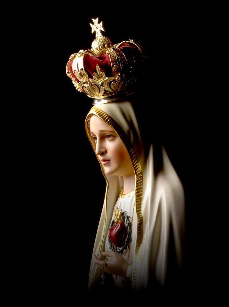 O consagrado a Maria pode pedir em suas orações?                                                                                                                                                                                 Mais