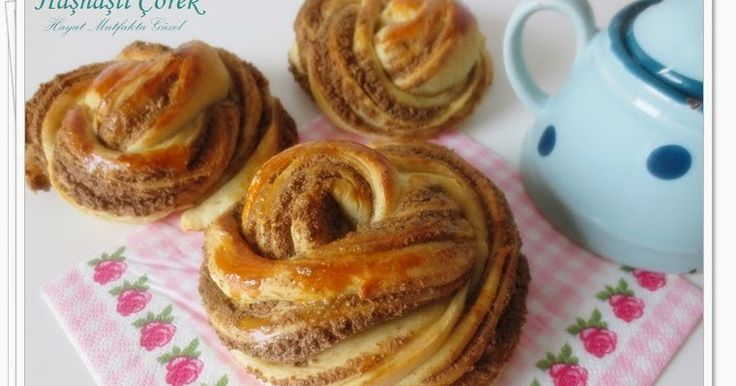Haşhaş bir çok börek ve çörek çeşidine yakışan bir malzeme...lezzet arttıran bir özelliği var...bu çörek tarifi aslında bildi...