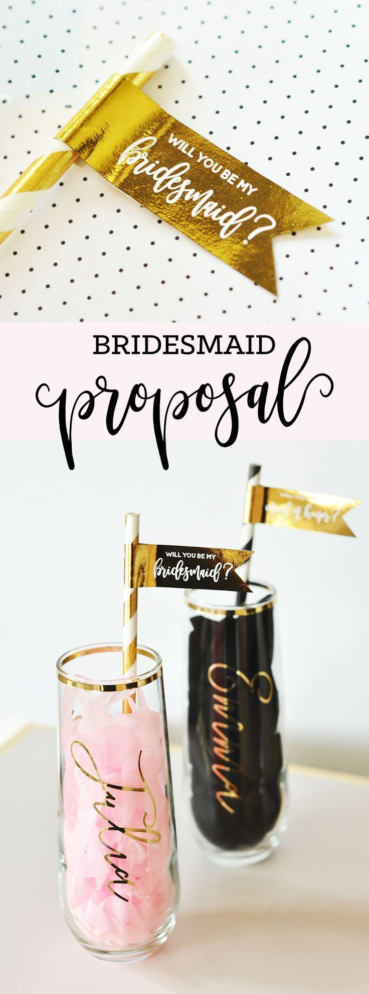 Bridesmaid Proposal Ideas | Will you be my Bridesmaid Gifts