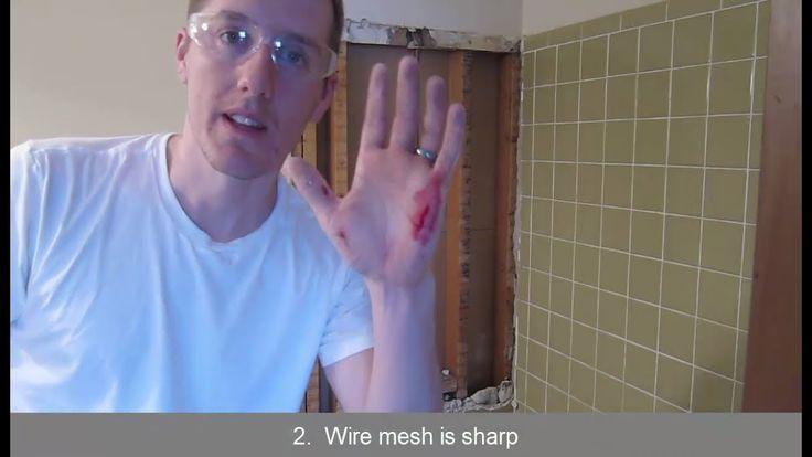 (Part 2) - Tile Shower Prep Work   Complete bathroom remodel playlist of video's: .......... https://www.youtube.com/playlist?list=PLnfZ3Rt-xEK9Hv5SzyewklePfHRFQmBqJ  --------------------  Full Bathroom Shower Tile & Floor Remodel Parts:  --------------------   Full Video - Shower Floor Tile Cost Grout Faucet .......... https://youtu.be/hLrMDrP4ah8   (Part 1) - Demo Small Bathroom Remodel .......... https://youtu.be/Jxs0Oomja38    (Part 2) - Tile Shower Prep Work…