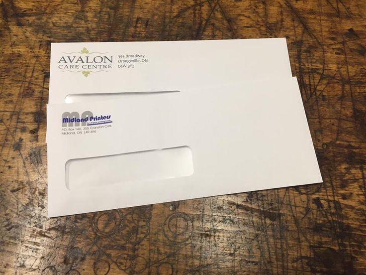 Looking for custom envelops!? We've got you covered!