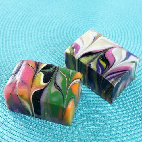 12-Color Linear Swirl Kit