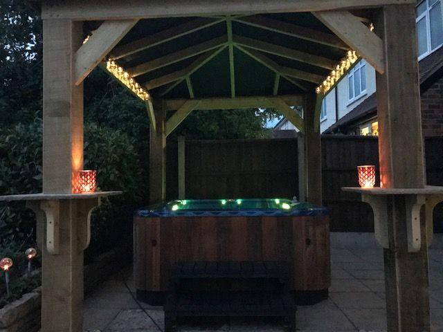 Best 25 wooden gazebo ideas on pinterest gazebo wooden for Kitchen designs 3m x 4m