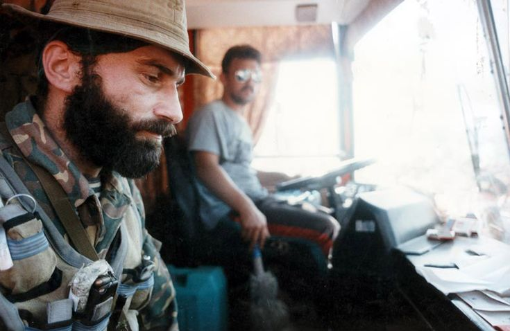 Shamil Basayev, Chechen militant Islamist and a leader of the Chechen rebel movement