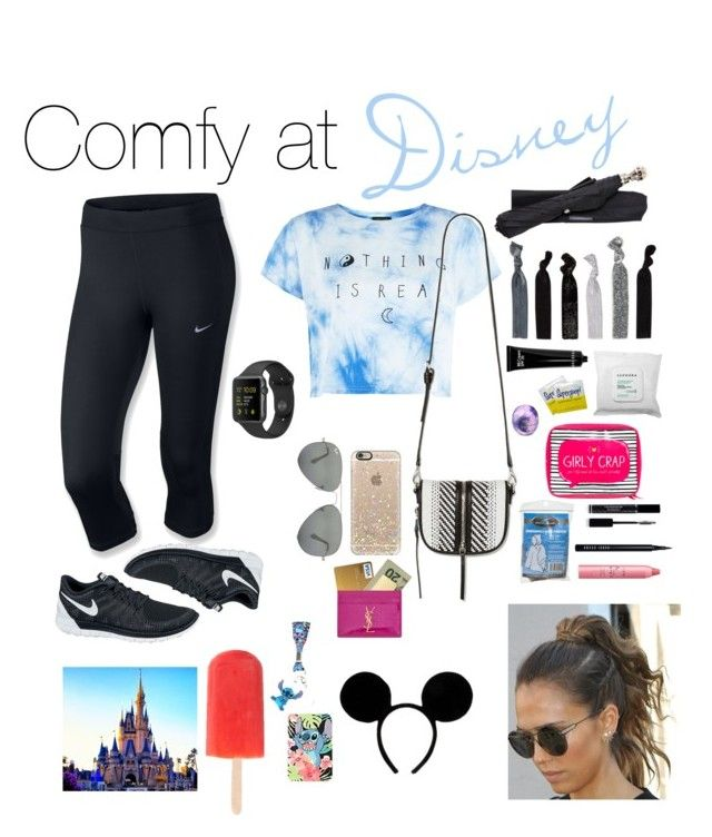 """Disney/ theme park outfit + must haves"" by bella-easton on Polyvore"