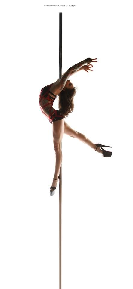 Pole Picture of the Day: Sarah Jade Buttercup Pole Dance photo by Photography|Don Curry
