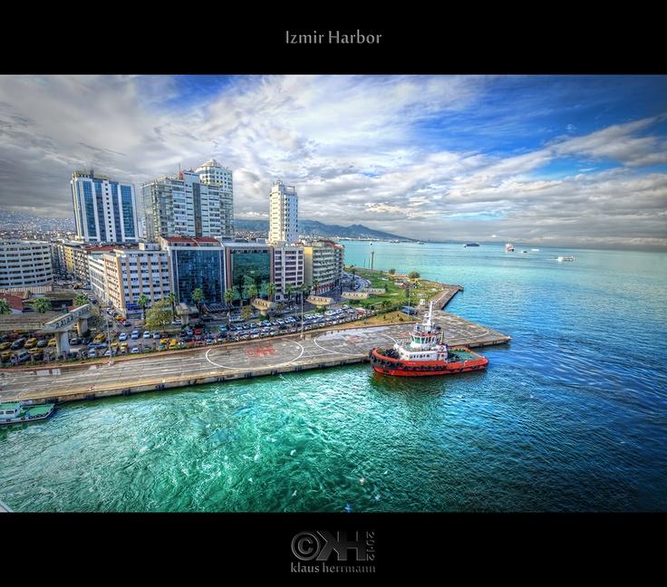 İzmir Skyline Pictures