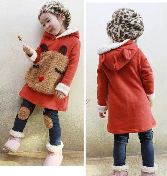 $18.20 (Buy here: https://alitems.com/g/1e8d114494ebda23ff8b16525dc3e8/?i=5&ulp=https%3A%2F%2Fwww.aliexpress.com%2Fitem%2F2016-New-winter-children-s-clothing-suit-girl-child-autumn-children-thickening-fleece-sweatshirt-legging-child%2F32726228905.html ) 2016 New winter children's clothing suit girl child autumn children thickening fleece sweatshirt + legging child clothes set for just $18.20