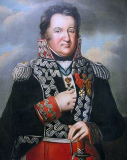 "==Poland==Jan Henryk Dąbrowski ,was a Polish general, widely respected after his death for his patriotic attitude, and described as a national hero.Over the years, Dąbrowski wrote several military treaties, primarily about the Legions, in German, French and Polish.His name, in the French version ""Dombrowsky"", is inscribed under the Arc de Triomphe in Paris."