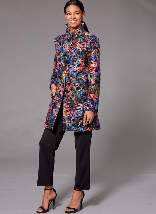 212 besten Jacket, Vest & Cardigan Patterns Bilder auf Pinterest ...