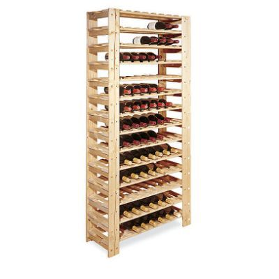 PDF DIY Wooden Wine Rack Download