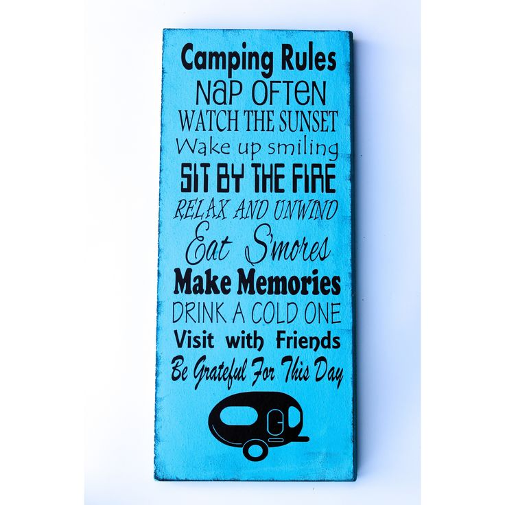 If you like to go camping this decoration is perfect for a cabin, a trailer or a home. It is hand-painted and handcrafted . Crafted with wood, this decorative piece is a perfect way to personalize you