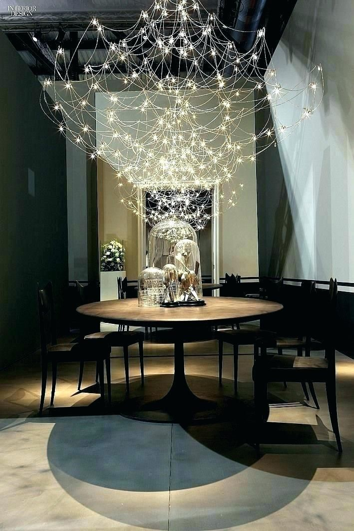 56 Best Dining Room Lighting Ideas Statement Light Fixture