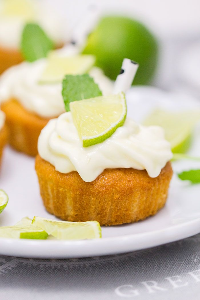 Hugo-Cupcakes | verzuckert-blog.de
