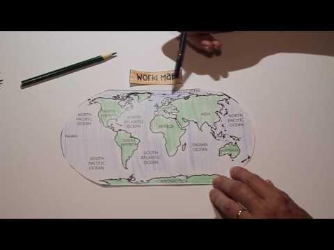 5 Ideas for Teaching Map Skills - Appletastic Learning