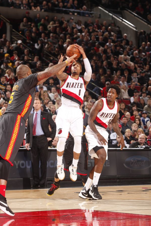 Damian Lillard came through with the best game of his career against his hometown team. Lillard scored a career-high 51 points, and had seven assists, six steals and no turnovers to lead the Portland Trail Blazers to a stunningly dominant 137-105 win over the defending champion Golden State Warriors on Friday night. ''It's a great feeling,'' said Lillard, who is from Oakland, California.