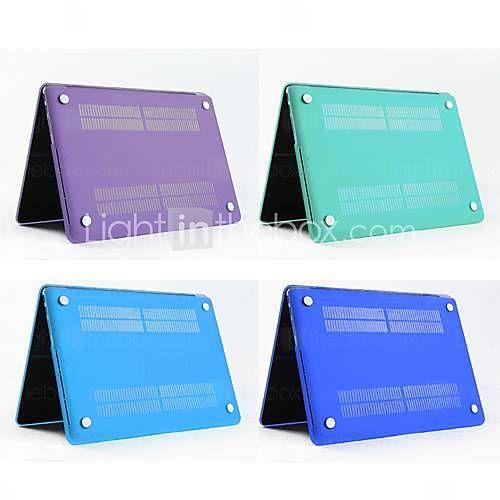 EUR € 15.63 - Caso Enkay dura helada Protección de policarbonato para Macbook Pro con Retina Display de 13,3 / 15,4, ¡Envío Gratis para Todos los Gadgets!