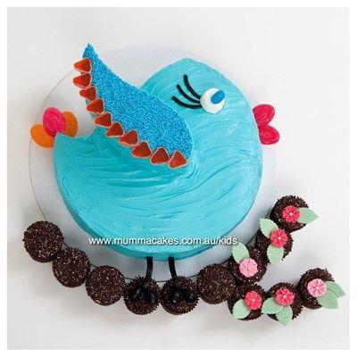 Best 25 Easy Kids Birthday Cakes Ideas On Pinterest