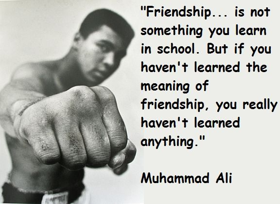 Muhammad Ali Quotes 91 Best Quotes Images On Pinterest  Muhammad Ali Inspire Quotes
