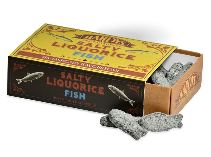 Salty Liquorice Fish Photography - David Comiskey Copyright © 2015 Hardys…