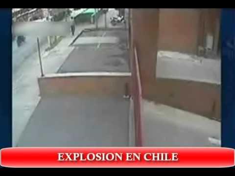 Explosion en el centro comercial de chile