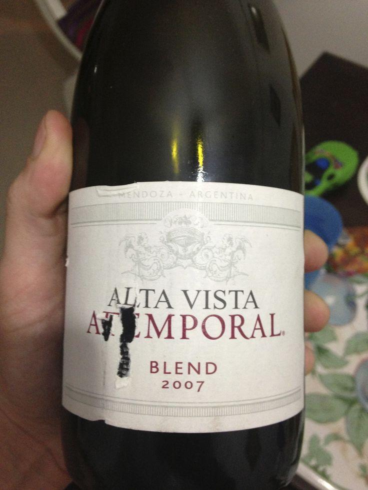 Atemporal - Blend - 2007 - Alta Vista - Mendoza, Argentina