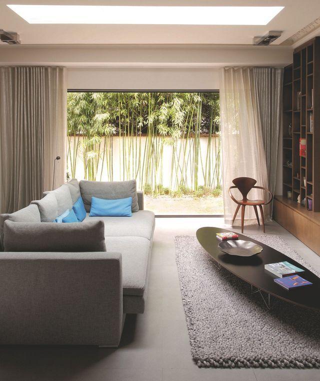 les 25 meilleures id es de la cat gorie baie vitr e coulissante sur pinterest baie coulissante. Black Bedroom Furniture Sets. Home Design Ideas