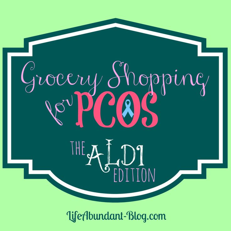 Grocery Shopping for #PCOS: How to Shop at Aldi | http://lifeabundant-blog.com