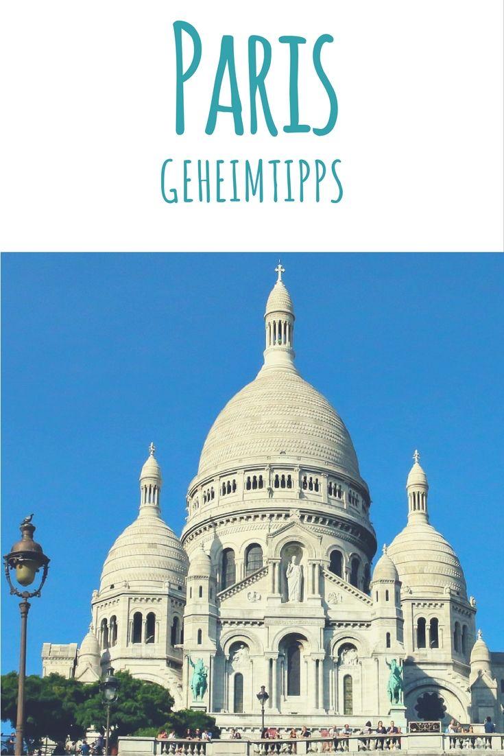 Paris: Geheimtipps einer Einheimischen auf meinem Reiseblog