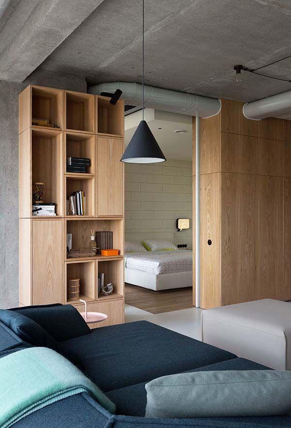 Sophisticated modern penthouse in Kiev designed for entertaining by interiors studio Olga Akulova