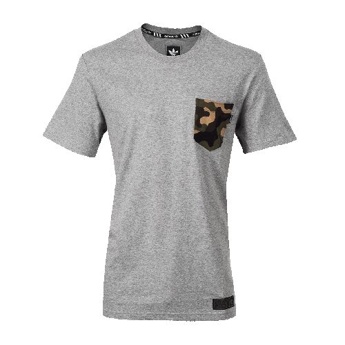 ADIDAS CAMOUFLAGE POCKET TEE now available at Foot Locker