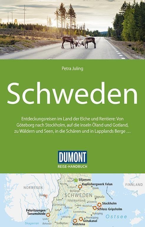 DuMont Reise-Handbuch Reiseführer Schweden Petra Juling | Bücher, Sachbücher, Reise, Natur & Umwelt | eBay!
