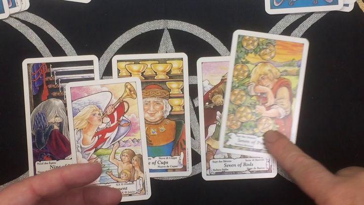 Daily tarot card reading for october 6 2017 youtube
