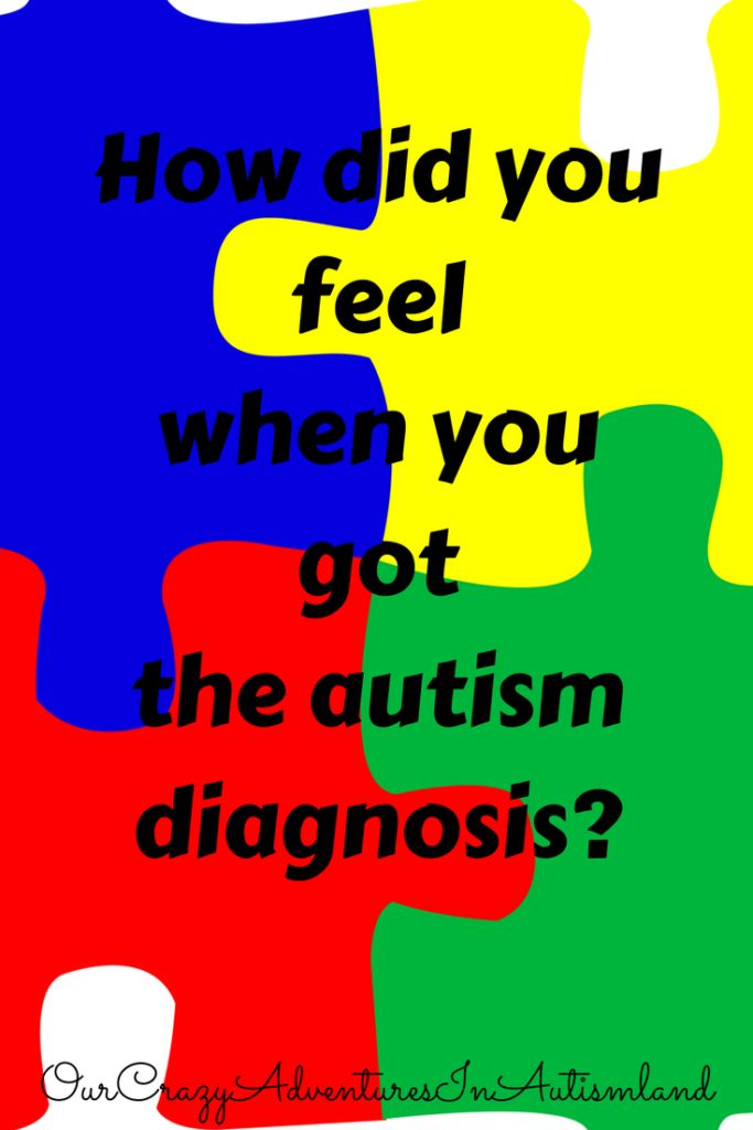 How Did You Feel When You Heard The Autism Diagnosis...Autism Awareness