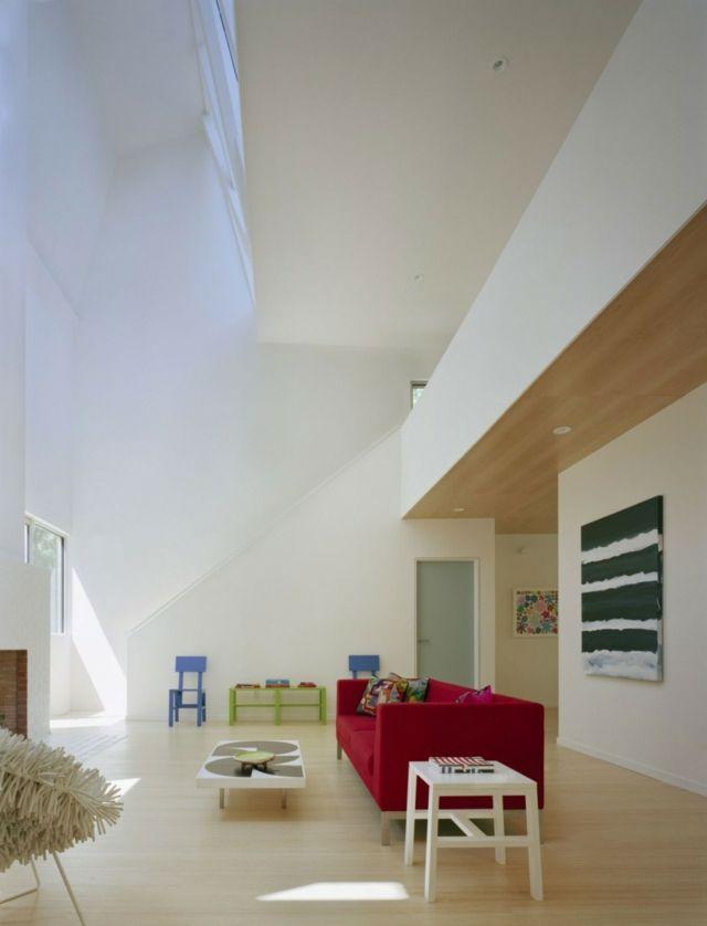 Die besten 25+ geräumiges Wohnzimmer Ideen auf Pinterest - wohnzimmer gestalten rot