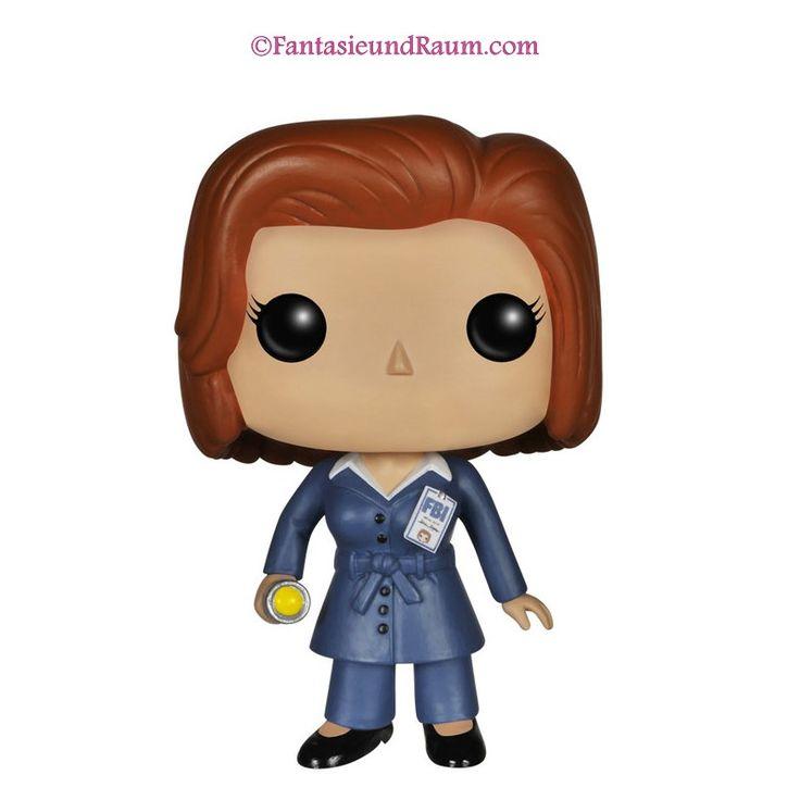 Fantasie und Raum » Pop! TV: X-Files Dana Scully 184