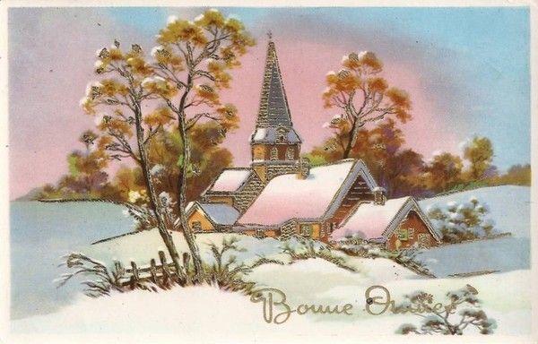 Les 35 meilleures images propos de cartes de voeux sur pinterest vintage luge et cartes - Belles images bonne annee ...