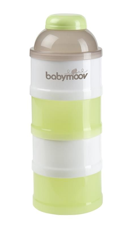 Babydose taupe et vert - Babymoov