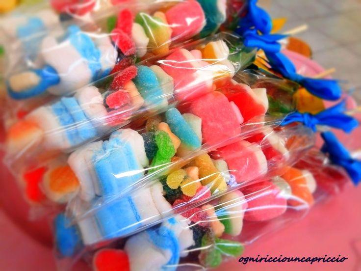 Exceptionnel Oltre 25 fantastiche idee su Festa con caramelle su Pinterest KX82