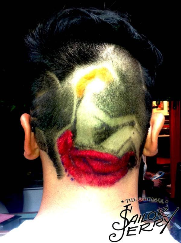 La peluqueria. Bogota Colombia
