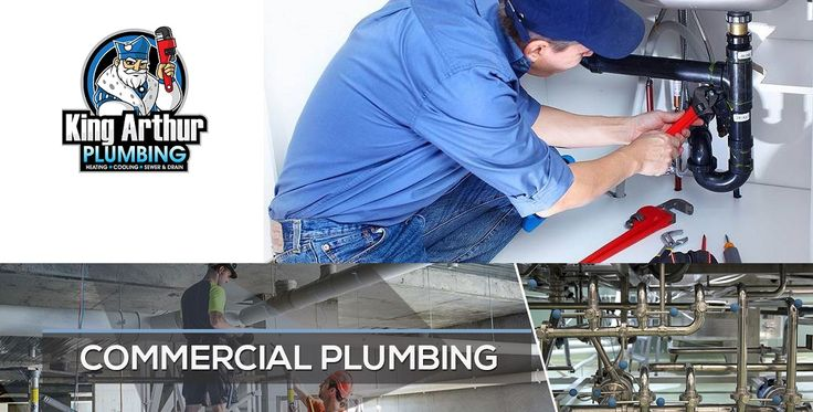 Looking for emergency commercial plumbing, heating cooling or sewer & drain service in New Jersey, then contact King Arthur Plumbing emergency plumber to help with your plumbing needs.